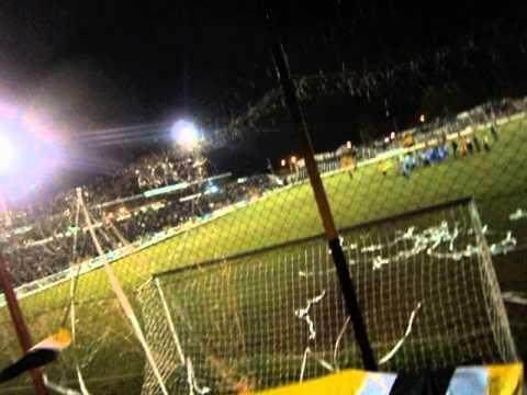 """""""São Gabriel 2 x 1 Guarani - Entrada em campo - Você diz que acabou"""" Barra: Fúria Jovem • Club: São Gabriel"""
