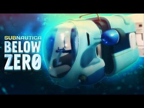 Podmořský Náklaďák přidán do hry! - Subnautica: Below Zero - díl 11 - Nakashi