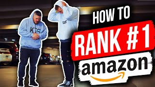 How to Rank Keywords on Amazon