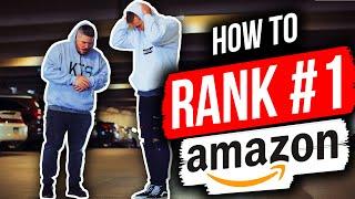 How to Rank Keywords on Amazon
