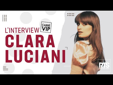"""Pré-découverte de l'album """"Cœur"""" de Clara Luciani (Interview Carré VIP)"""