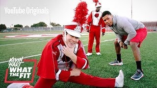 Marching To The Beat Of Boss With Adam Devine And Kevin Hart