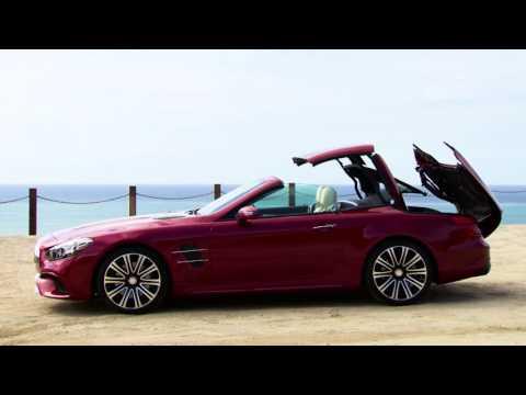 Mercedes SL: Facelift für den Cruiser - Vorfahrt | auto motor und sport