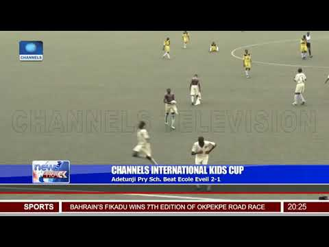 Kids Cup: Banham & Adetunji Schools To Play Final