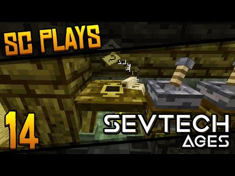 SevTech Ages | LOOT HUNTING | Part 14 [Let's Play Minecraft 1.12.2]