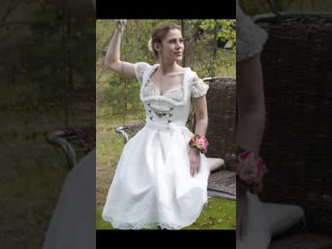 Exclusive Hochzeitsdirndl - LiebEngel