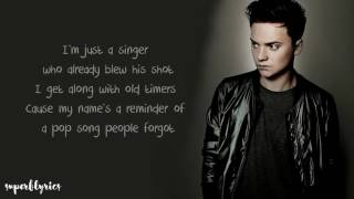 Conor Maynard - I Took A Pill In Ibiza (Lyrics)