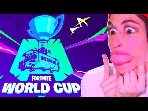 FORTNITE WORLD CUP *40.000.000 $* FINAL CLASIFICATORIO EN SOLO | Folagor03 Comenta