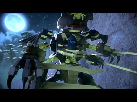 Конструктор Bl «Битва Титановых машин» 10399 (НиндзяГо 70737) 757 деталей