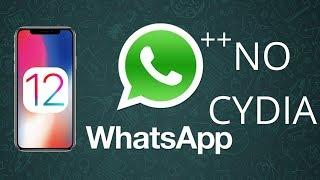 How To Install Multiple Whatsapp On Iphone No Jailbreak /  whatsapp ++ IOS 11,12,13