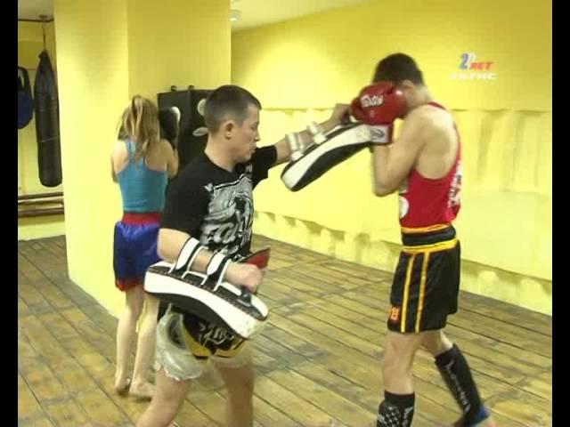 Ангарчане одержали победу в первенстве России по тайскому боксу