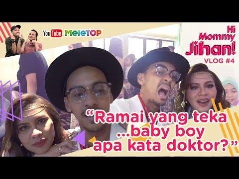 Hi Mommy Jihan Vlog #4 | Ramai yang teka baby boy... apa kata doktor?
