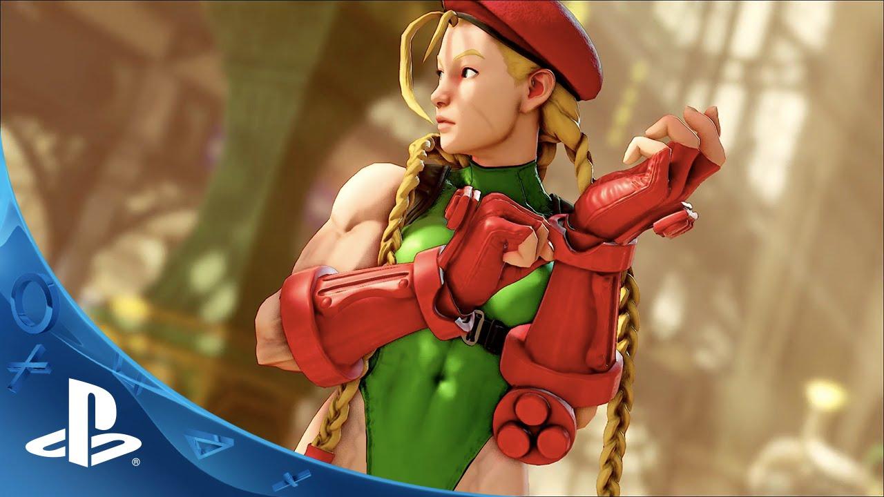 Cammy et Birdie rejoignent le cast de Street Fighter V