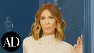 Real Housewives Star Carole Radziwill Tours Her NYC Apartment | Open Door | Architectural Digest