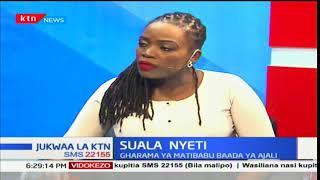 Suala Nyeti:Jinsi muathiriwa wa ajali za barabara anaweza kusaidika