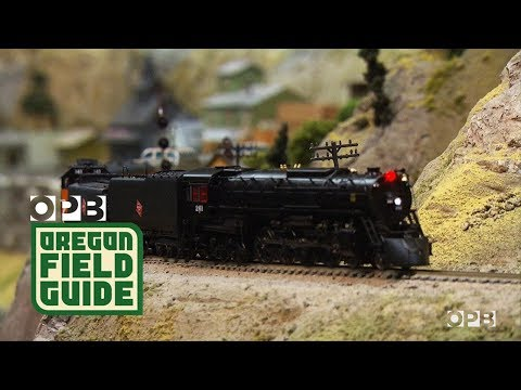 This Model Railroad Club is Huge on a Small Scale