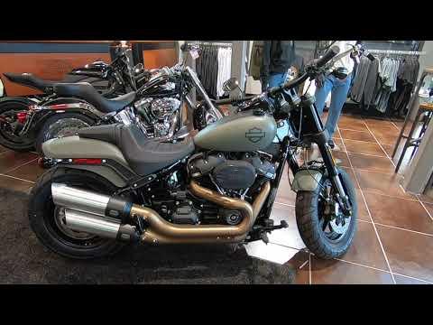 2021 Harley-Davidson Fat Bob 114 FXFBS