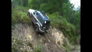 IV Ruta Luarca 2013 cortafuegos imposible muñas Faus impossible hill climb extrem arviza