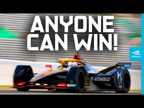 There's Never Been A Better Time To Watch Formula E   2019 Diriyah E-Prix Race Preview