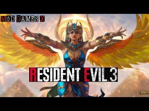 Resident Evil 3 Jill as a Goddess
