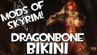 Mods of Skyrim - Dragonbone Bikini!