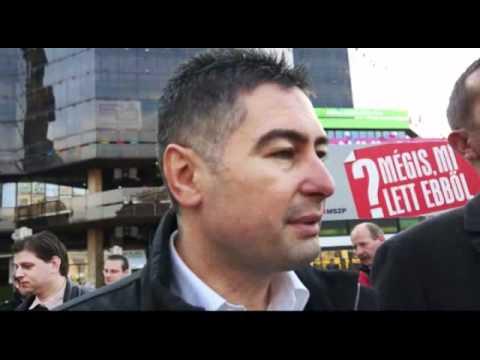 Köztéri kampányt indított a fővárosi MSZP