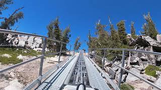 Ridge Rider Mountain Coaster in South Lake Tahoe - July 11, 2019