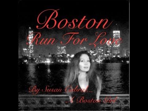 Boston Marathon Tribute BOSTON RUN FOR LOVE