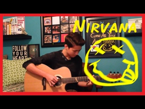 Come As You Are - Nirvana - Fingerstyle Guitar Cover Mp3