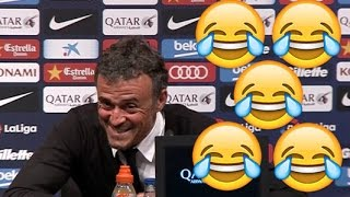 FC Barcelona Funny Moments · Part V · Sleeping During Press Conference, Emojis & More