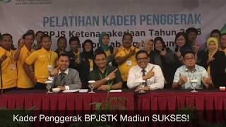 Kader Penggerak BPJS Ketenagakerjaan Cabang Madiun