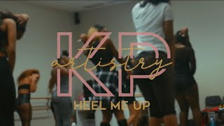 Jeremih   Woosah Ft Juicy J & Twista | KP Artistry | Heel Me Up Choreography