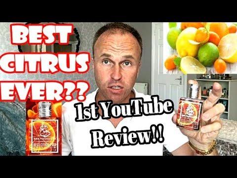 Best Citrus Ever by Dua Fragrances – Fragrance Review