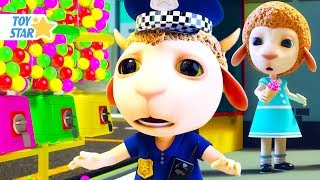 Dolly and Friends 3D | Dolly Dolly Yes Police: Sing Along + More Kids Song #246
