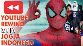 YouTube Rewind INDONESIA 2016 | JOGJA ISTIMEWA