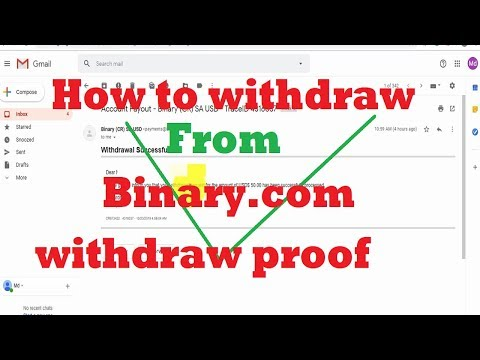 Williams k for binary options