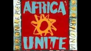 Africa Unite - Ruggine
