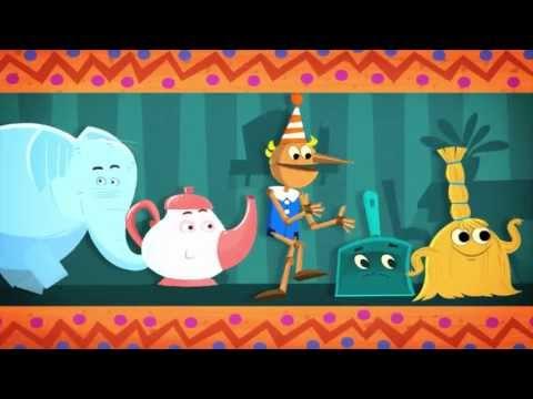 Фиксипелки - Пылесос - Фиксики | Песенки для детей - познавательные образовательные мультики