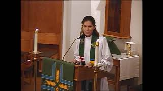 Hope Lutheran Cranberry - August 19, 2018 - Pastor Amy Michelson