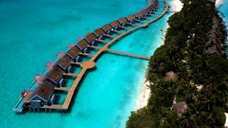 Paradise island - MALDIVES - DJI mavic pro and DJI Phantom 4 - GoPro Hero 7 - ( Part 2 )