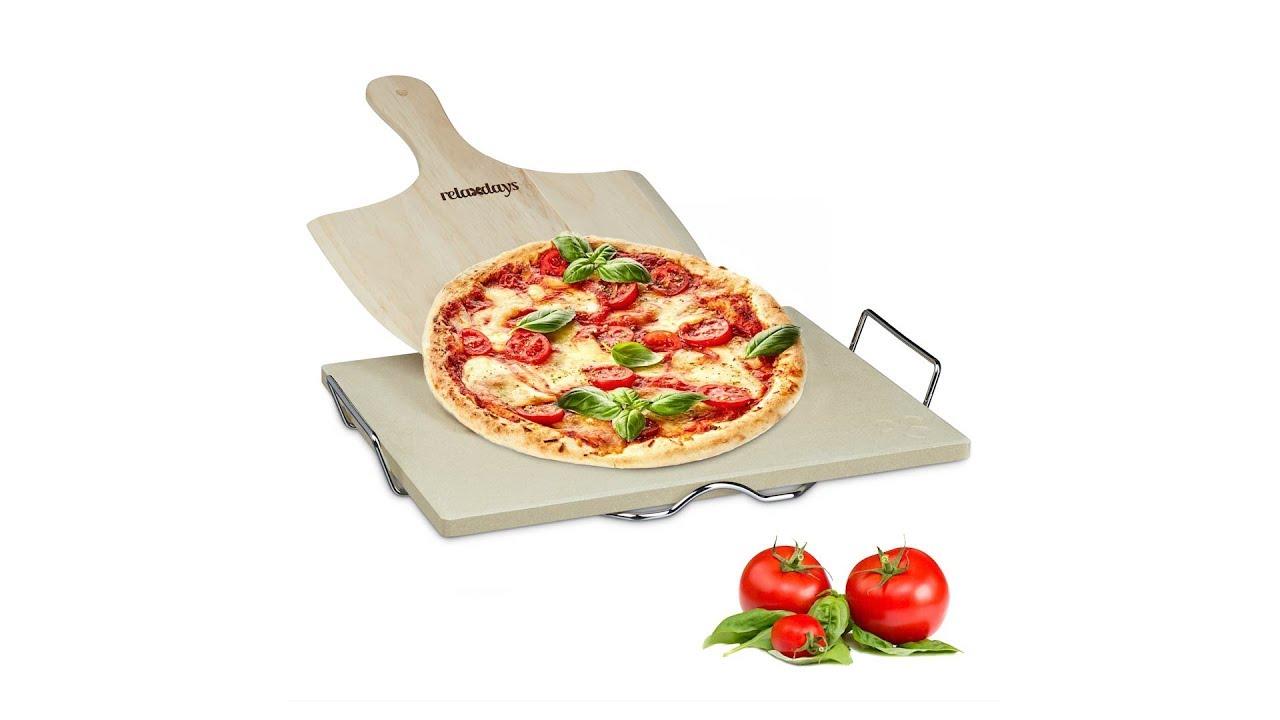 Video von: Pizzastein Set 1,5 cm