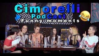 The Cimorelli Podcast (funny moments)
