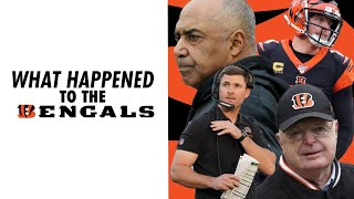 The Downfall Of The Cincinnati Bengals