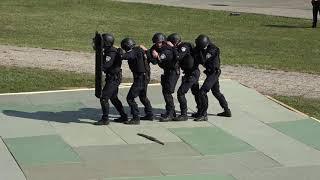 Godišnja Vježba Interventne Policije 2018.