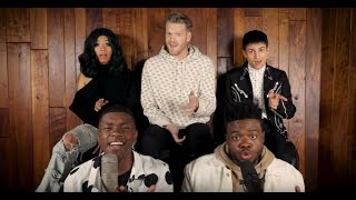 Pentatonix - Evolution Of Rihanna