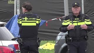 Twee aanhoudingen voor dode en zwaargewonde bij schietpartij in Ridderkerk