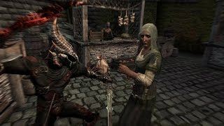 Skyrim Quest - Spell It Out For Me (Satan's Rousing Game of Murder)