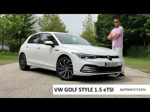 VW Golf 1.5 eTSI (150 PS) 2020: Mildhybrid im Alltags-Test, Review, Fahrbericht