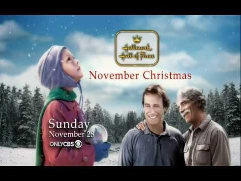 º× Watch Full November Christmas - Hallmark Hall of Fame