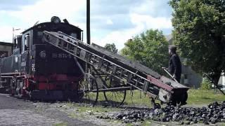 IVK - Dampfbetrieb auf der Döllnitzbahn / Dampflok / Steam Train / Eisenbahn